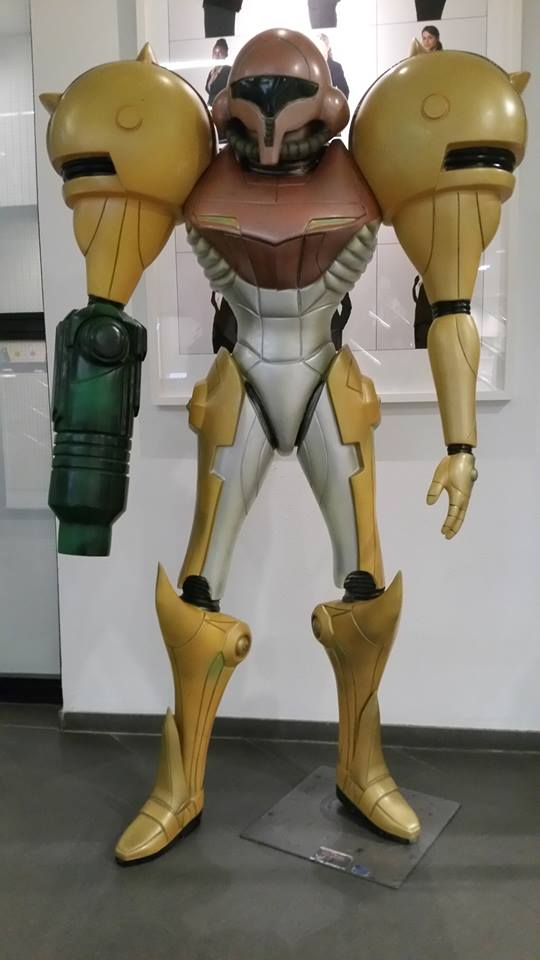 Objet de collection ULTRA RARE!!! Metroid_Prime_Samus