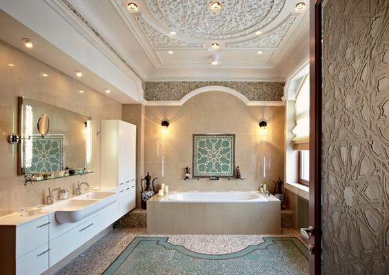 أجمل الديكورات العربية التراثية لفخامة منزلك %D8%AD%D9%85%D8%A7%D9%85