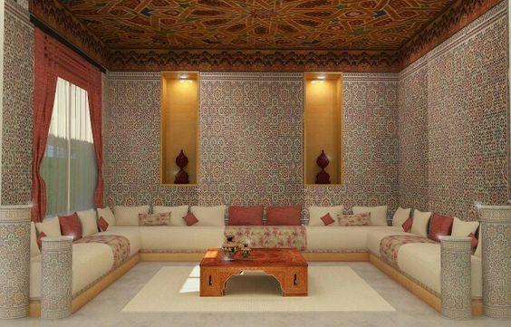 أجمل الديكورات العربية التراثية لفخامة منزلك %D8%BA%D8%B1%D9%81%D8%A9-%D8%AC%D9%84%D9%88%D8%B3-2