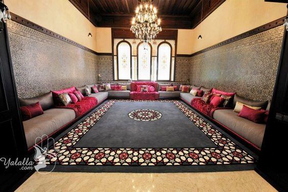 أجمل الديكورات العربية التراثية لفخامة منزلك %D8%BA%D8%B1%D9%81%D8%A9-%D8%AC%D9%84%D9%88%D8%B3-3