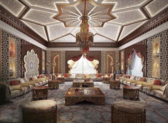 أجمل الديكورات العربية التراثية لفخامة منزلك %D8%BA%D8%B1%D9%81%D8%A9-%D8%AC%D9%84%D9%88%D8%B3-5