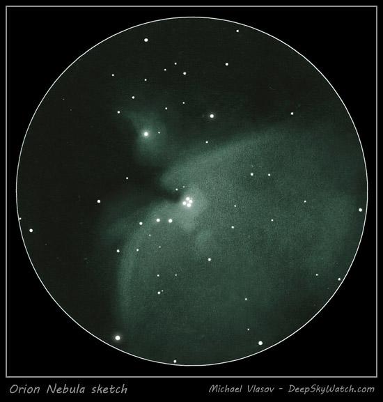 Deep Sky / Mínimo necessário M-42-orion-nebula-sketch