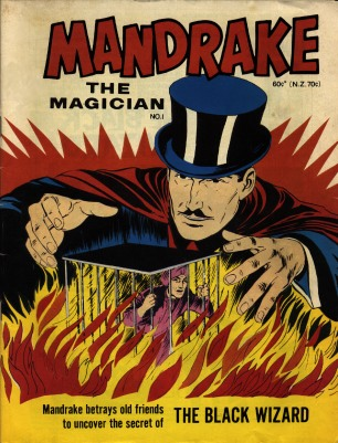 Remember Mandrake