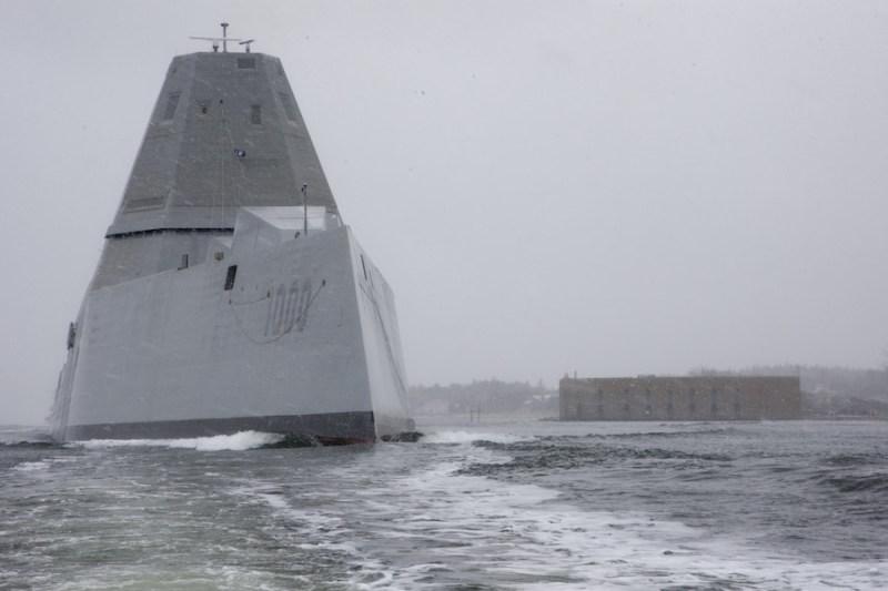 Zumwalt-class destroyer 173187_1
