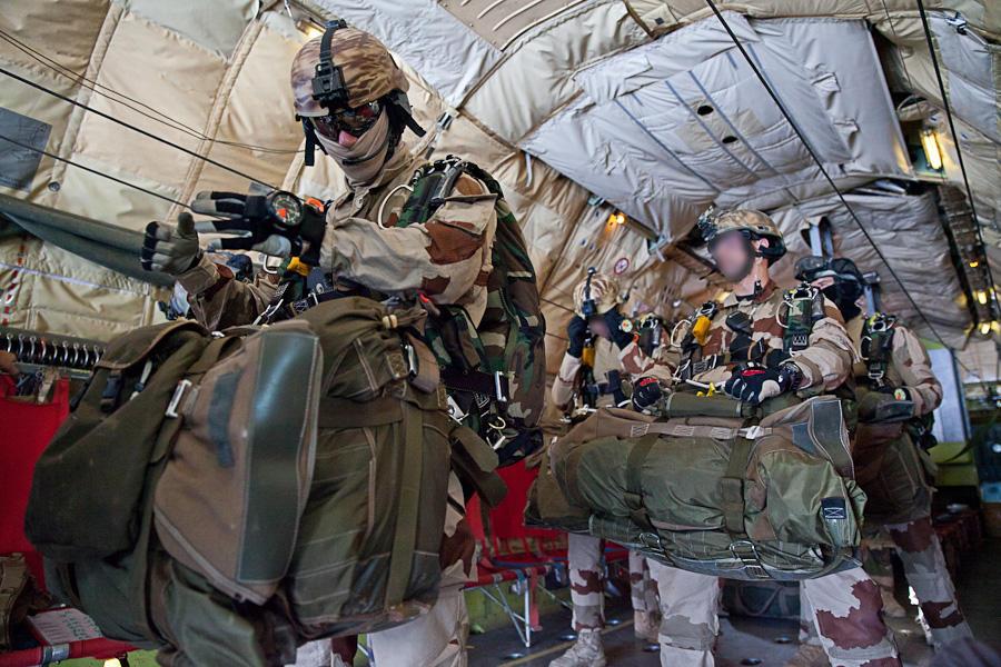 Forces spéciales : Trépel, spécialistes de l'assaut Trepel-1