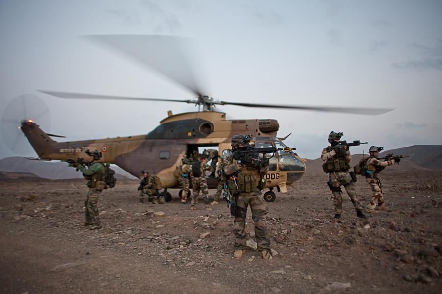 Forces spéciales : Trépel, spécialistes de l'assaut Trepel-10