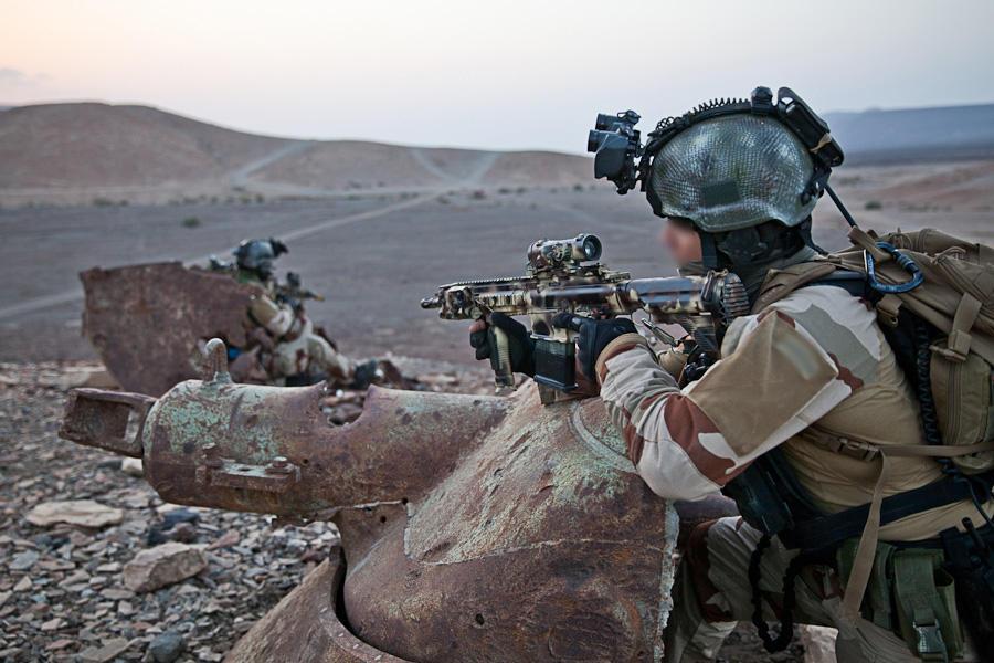 Forces spéciales : Trépel, spécialistes de l'assaut Trepel-6