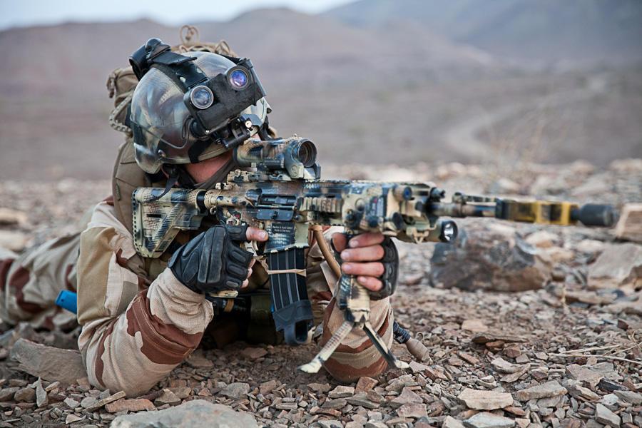 Forces spéciales : Trépel, spécialistes de l'assaut Trepel-7