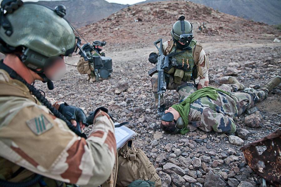 Forces spéciales : Trépel, spécialistes de l'assaut Trepel-8