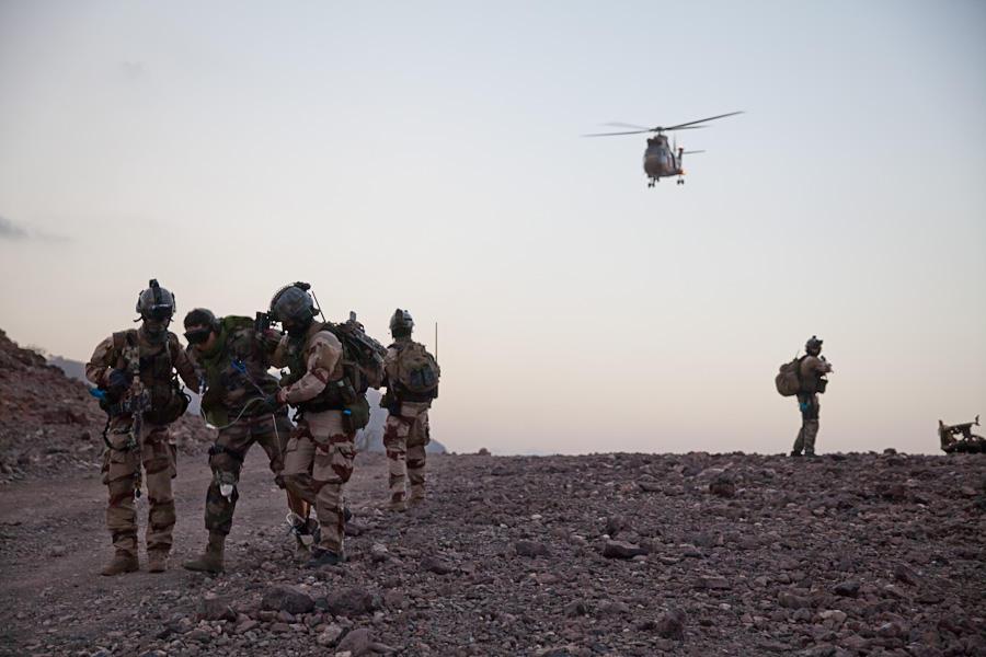 Forces spéciales : Trépel, spécialistes de l'assaut Trepel-9