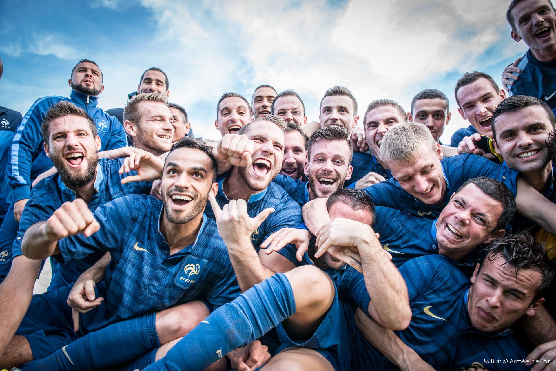 La France est championne d'Europe militaire de football France-championne-d-europe-militaire-de-football