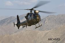 60e décès en Afghanistan : hélicoptère accidenté ou abattu ? Helicoptere-gazelle-1_article_demi_colonne