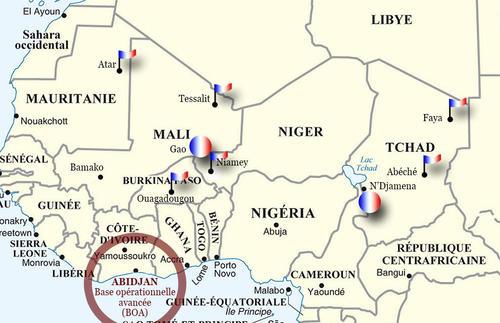 Lancement de l'opération Barkhane Cartographie_zoom5_article_pleine_colonne