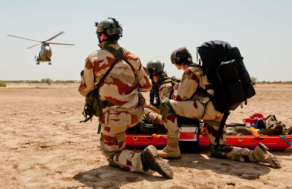 armée de terre Exercice-de-sauvetage-interarmees-1