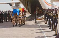 Tchad : Cérémonie en hommage aux soldats tchadiens morts au combat Photo-6_article_demi_colonne