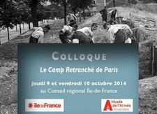 """Colloque les 9 et 10 octobre : """"Le camp retranché de Paris"""" Colloque-le-camp-retranche-de-paris_article_demi_colonne"""
