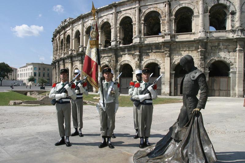 Des  images légion en  Corse et  ailleur 2e-regiment-etranger-d-infanterie