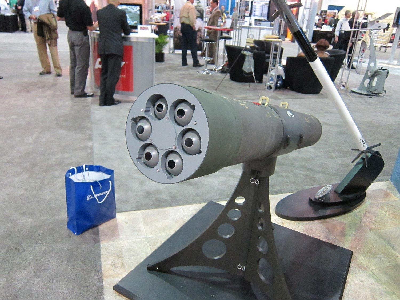 Detienen en Sonora a sujeto con misil comprado en Chihuahua Northrop_Grumman_ATK_Venom_Targeting_Pod_and_Guided_2.75_Inch_Rocket_Pod_System_8