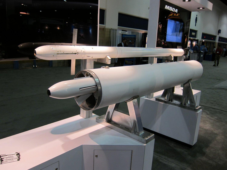 Le Tigre MBDA_Zuni_Semi_Active_Laser_Guided_Rocket_1