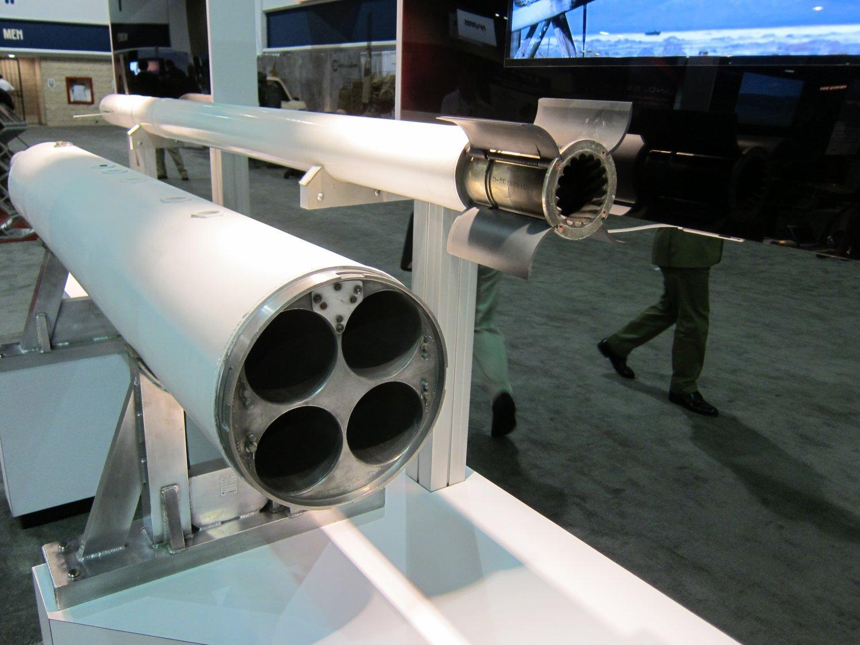 Le Tigre MBDA_Zuni_Semi_Active_Laser_Guided_Rocket_3