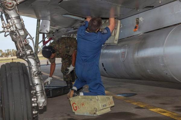 El ultimo vuelo del Mirage 2000 en la FAB M2000-4-600x398
