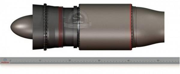 Compañía brasileña presentará nueva turbina para misiles pequeños en los EE.UU. TJ200-600x248
