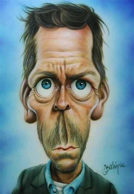 ... caricaturas ...quién soy ... Caricaturas