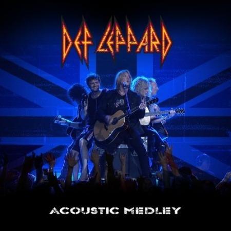 CRÓNICAS DEL LEOPARDO SORDO - XXV Viva Def Leppard!  Acousticmedley2012