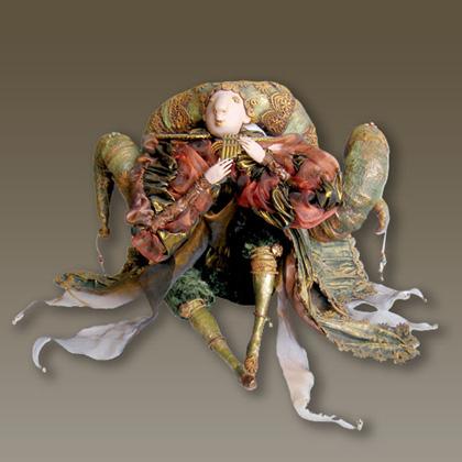 Авторская кукла..... 3568