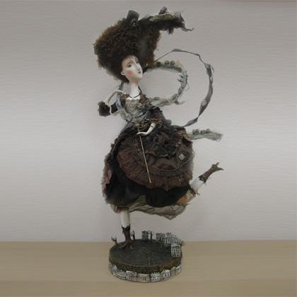 Авторская кукла..... 3818