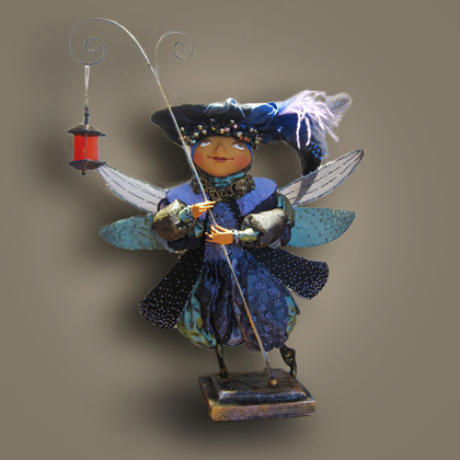 Авторская кукла..... 3905