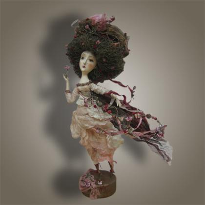 Авторская кукла..... 3910
