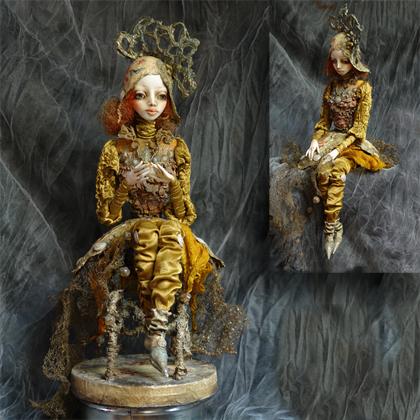 Авторская кукла..... 3911