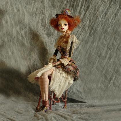 Авторская кукла..... 3913