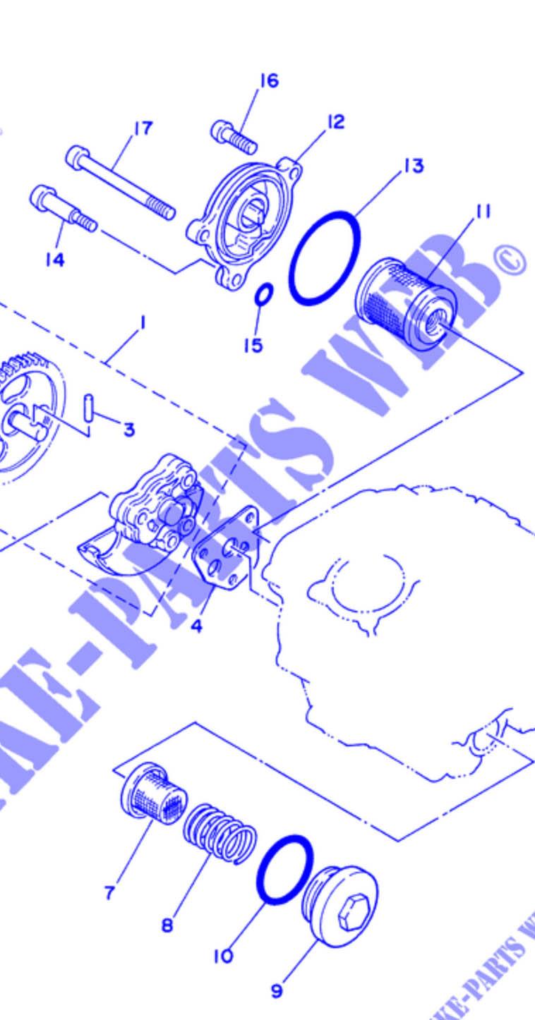 Entretien Yamaha 125 Filtres_sr_125