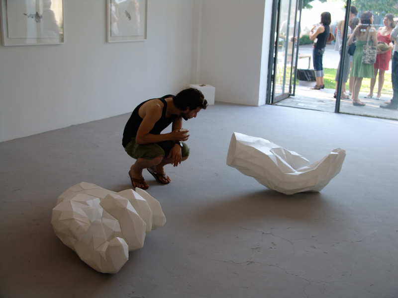 Joseph Delappe 4_hands-with-visitor