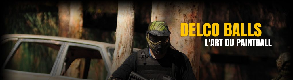 DELCO Balls - Paintball Event