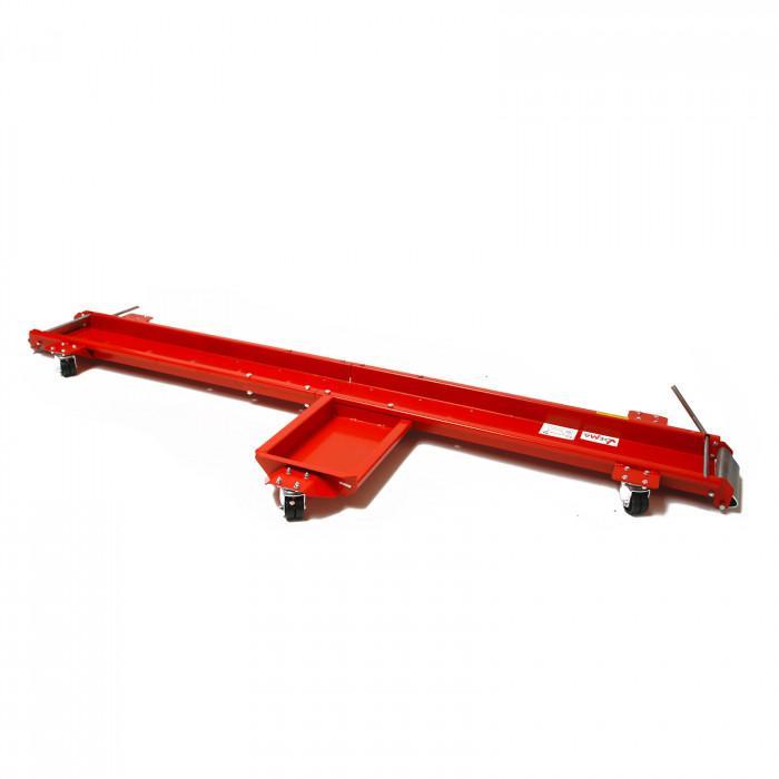 Comme sur un rail ! D24353