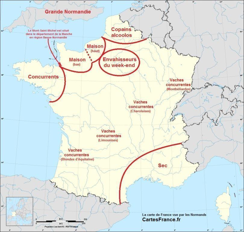 La France vue par ... 02carte-france-76543