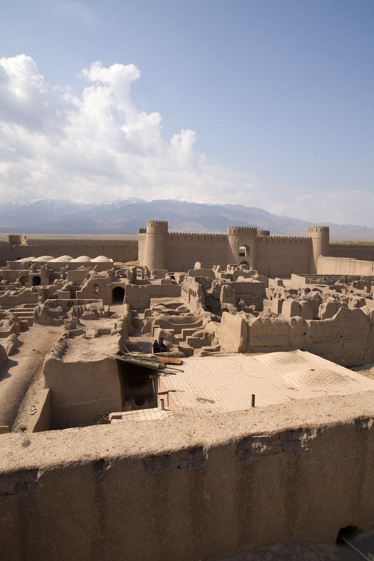 La citadelle d'Arg-é Bam, l'un des plus beaux édifices d'Iran ! Par Clément P. Pinimg2