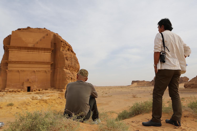 Arabie Saoudite : découvrez l'extraordinaire tombeau de Qasr al-Farid ! Par Clément P. Caiguoqiang