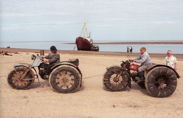 Shoyna : l'histoire d'un village de pêcheurs, transformé en désert de sable ! Par Nathan Weber(+vid.26mn sur Bidfoly.com) Village-sable-14