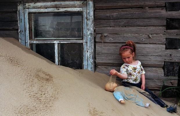 Shoyna : l'histoire d'un village de pêcheurs, transformé en désert de sable ! Par Nathan Weber(+vid.26mn sur Bidfoly.com) Village-sable-8