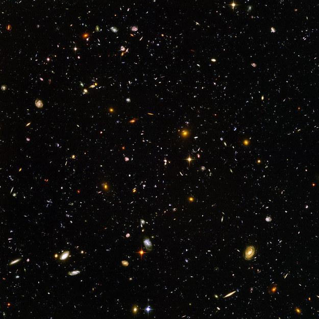 Comment penser que la vie n'est présente que sur Terre ? W