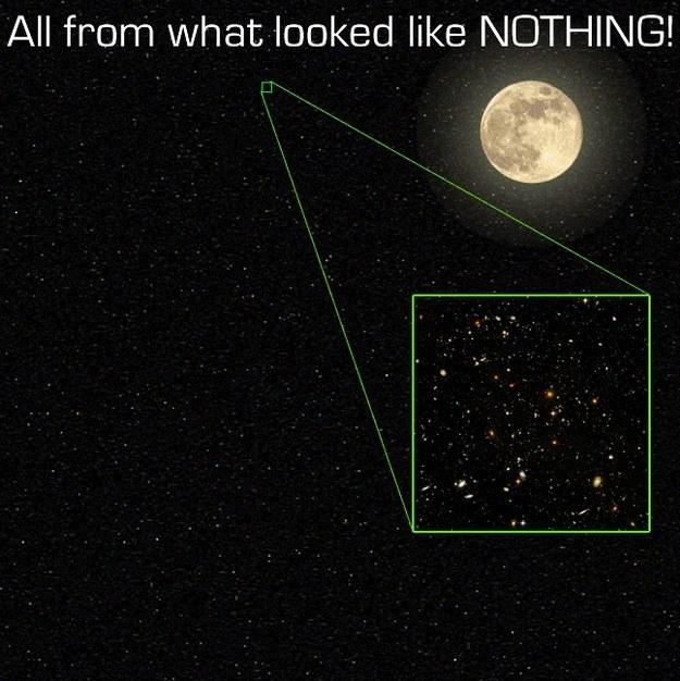 Comment penser que la vie n'est présente que sur Terre ? Y