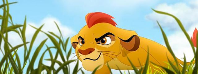 Le roi lion - The lion guard Simba-roi-lion-lion-king-the-lion-guard-kiara