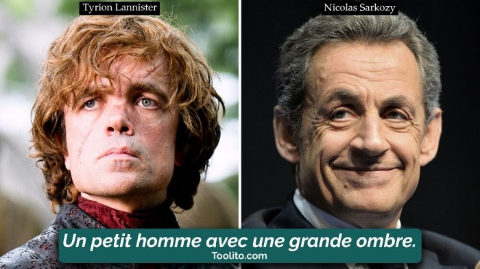 [Humour] - Nos politiques et Game of Thrones Tyrion-sarkozy