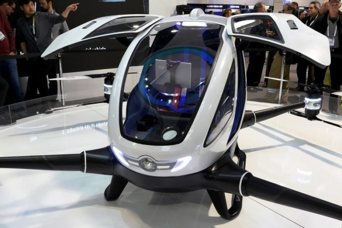 Uber débauche un ingénieur de la NASA pour concevoir ses taxis volants... La révolution est en marche ! Uber-Taxi-696x464