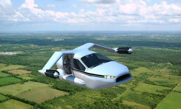 Uber débauche un ingénieur de la NASA pour concevoir ses taxis volants... La révolution est en marche ! Voiture-volante-4