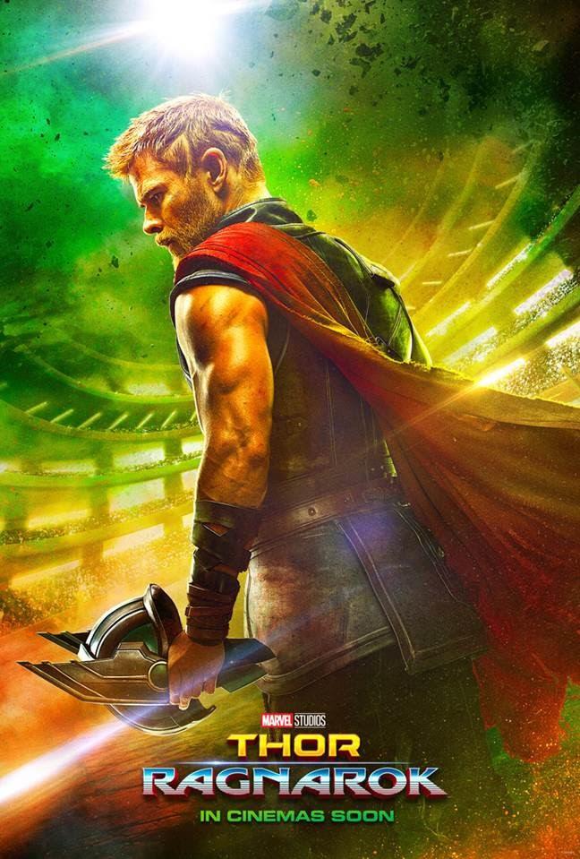 Une première bande-annonce complètement folle pour Thor : Ragnarok est tombée ! Par Marine B.                         Unnamed